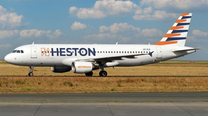 Heston Airlines A320