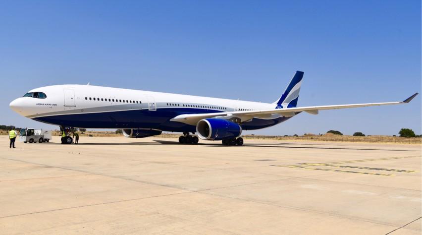Hi Fly A330