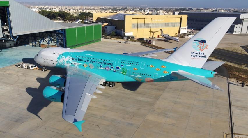 HiFly Airbus A380