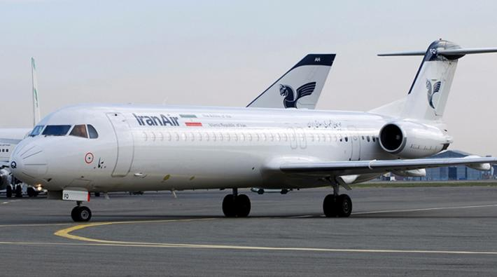 Iran Air Fokker 100