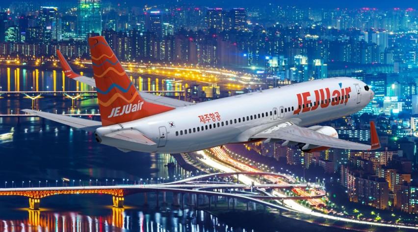 Jeju Air Boeing 737-800