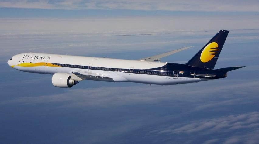 Jet Airways 77