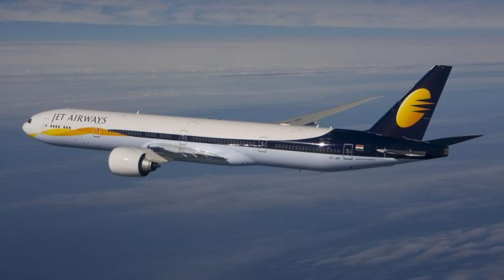 Jet Airways Boeing 777-300ER