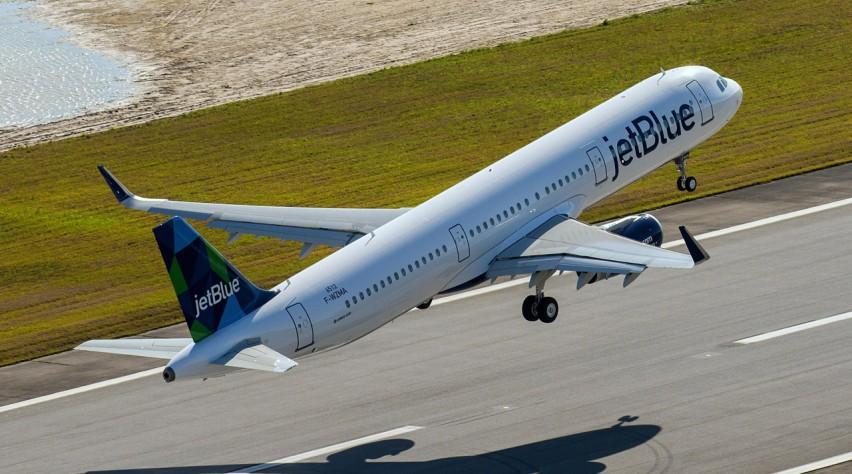 JetBlue A321