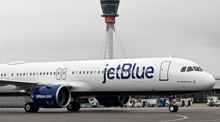 JetBlue LHR