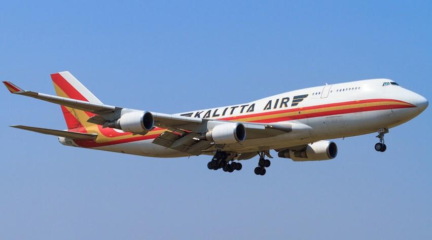 Kalitta Air Boeing 747-400