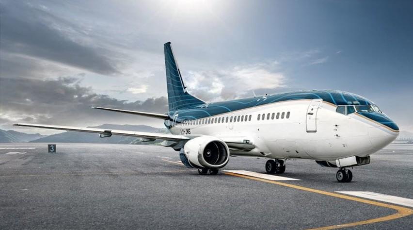 KlasJet Boeing 737