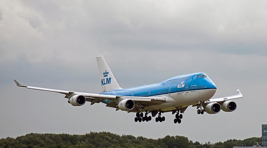 KLM Boeing 747