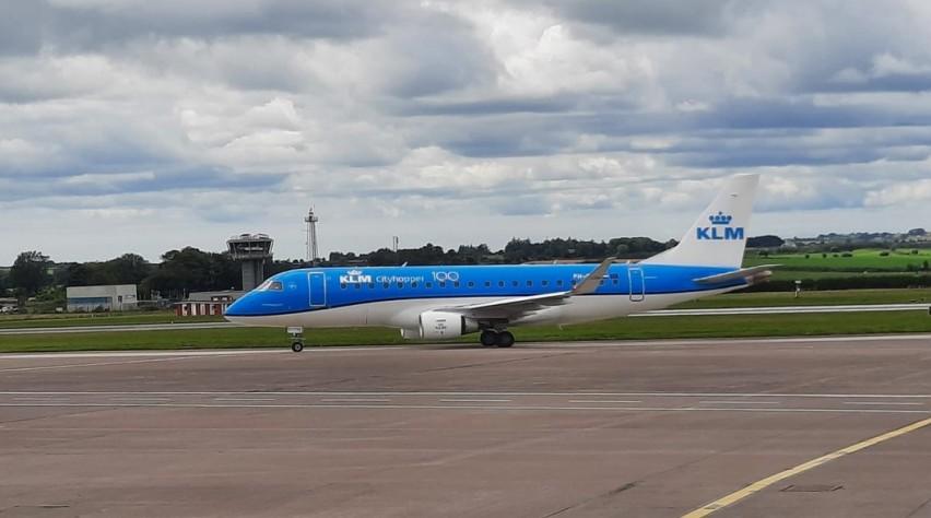 KLM Cityhopper 175 Cork