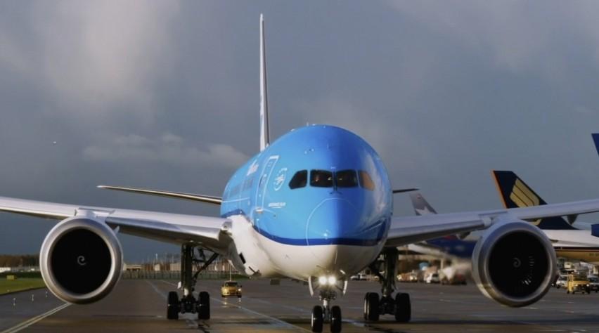 KLM 787-9