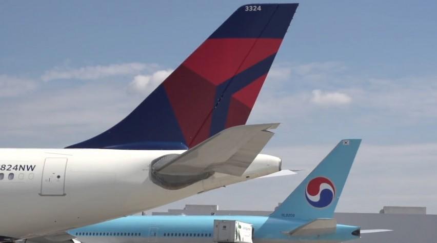 Delta Korean staart