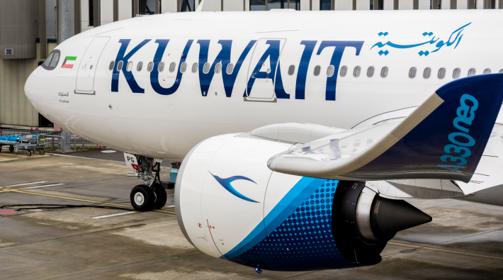 Kuwait Airways A330-800