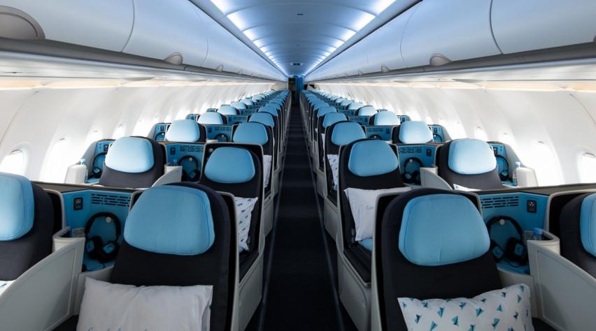 La Compagnie A321LR