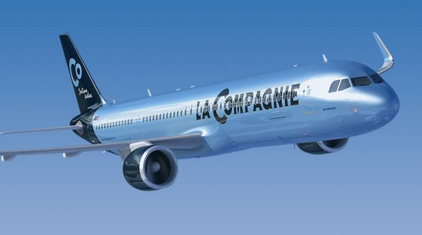 La Compagnie A321neo