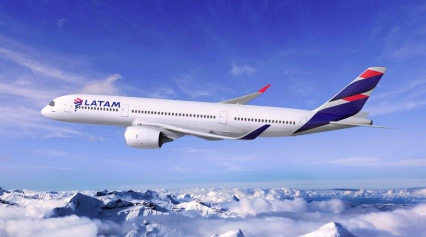 LATAM Airbus A350