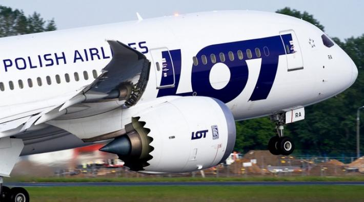 LOT, Boeing 787, Dreamliner