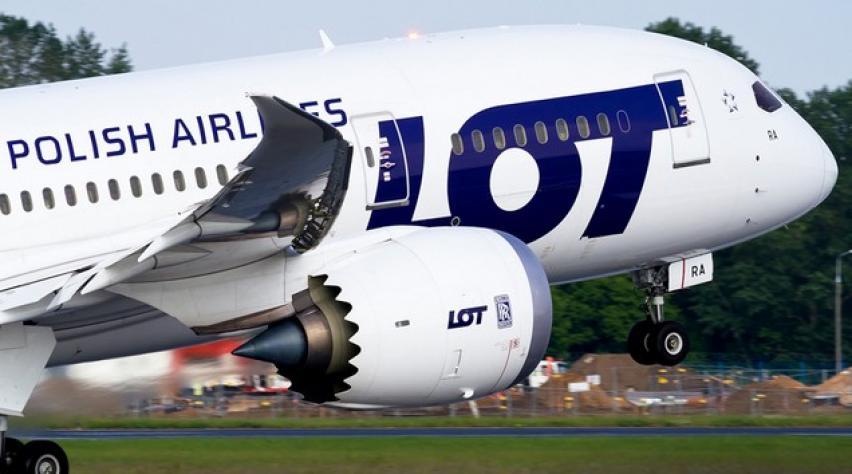 LOT, Boeing 787, Dreamliner