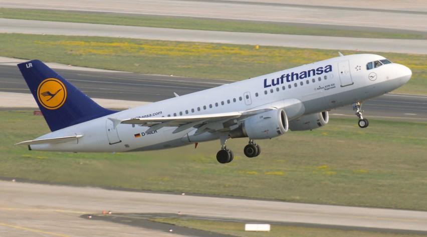 Lufthansa Airbus A319