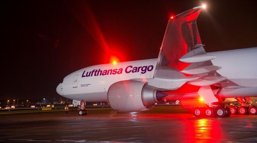 Boeing 777 Freighter Lufthansa Cargo