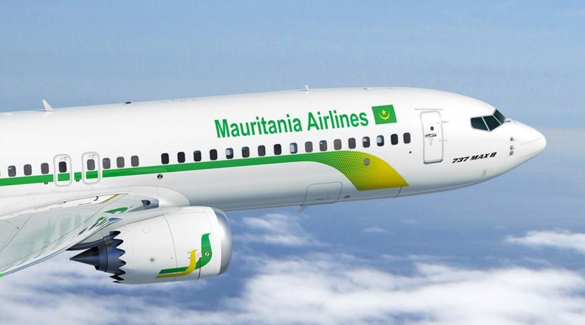 Mauritania Airlines 737 MAX