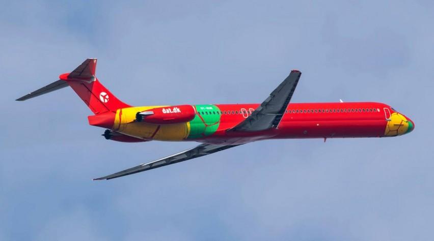DAT MD-83
