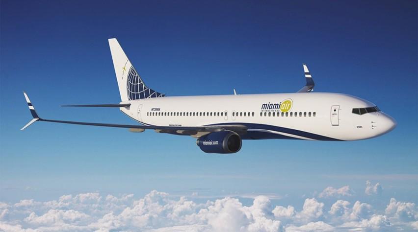 Miami Air Boeing 737-800