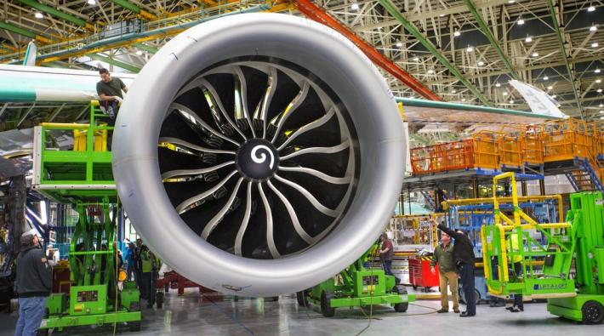 Boeing 777X Motor