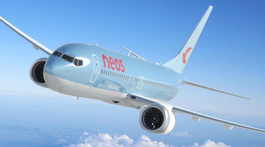 Neos 737 MAX