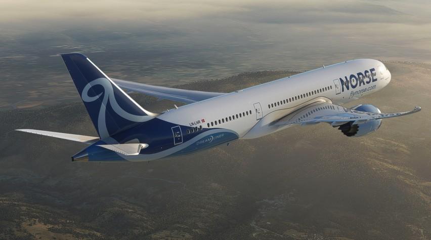 Norse Atlantic Airways Boeing 787