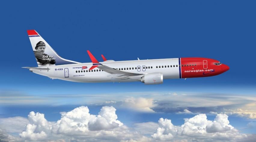 norwegian, 737max