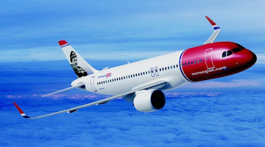 Norwegian Airbus A320neo