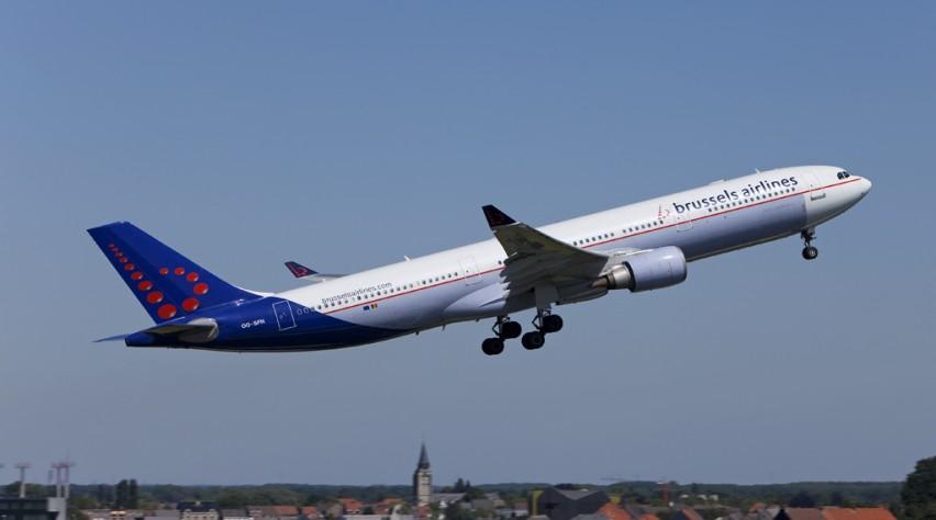 Airbus A330-300 OO-SFN