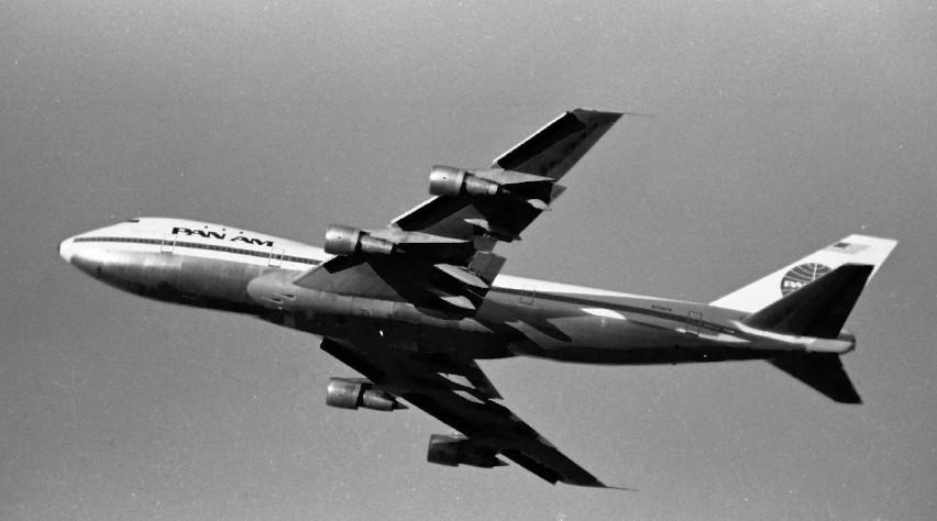 Boeing 747 Pan Am