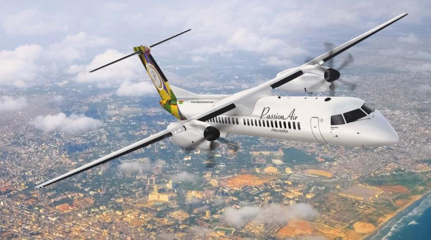 Passion Air Q400