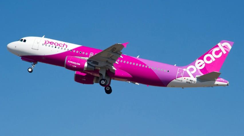 Peach Airbus A320