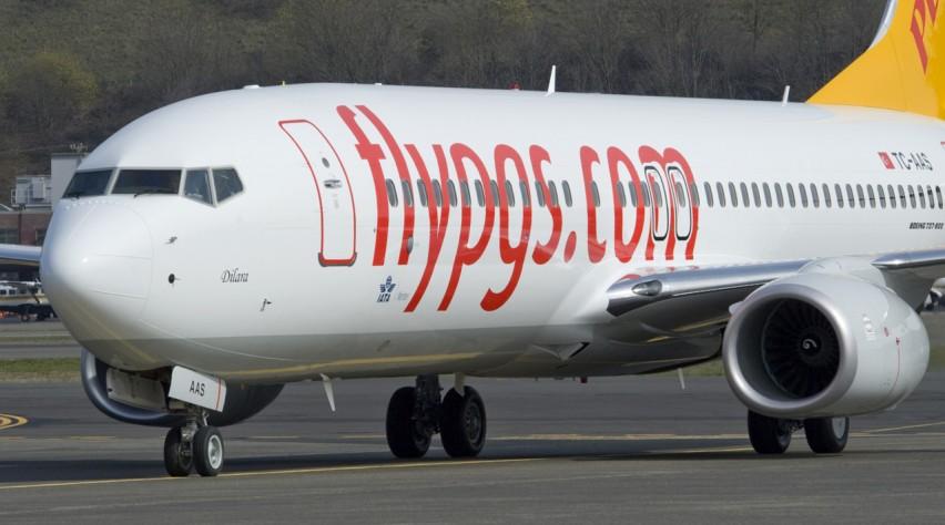 Pegasus Airlines Boeing 737-800