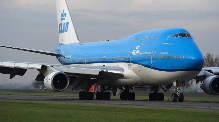 PH-BFW 747 KLM
