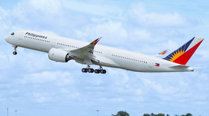 Philippine Airlines Airbus A350-900
