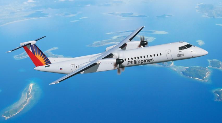 Philippine Airlines Q400