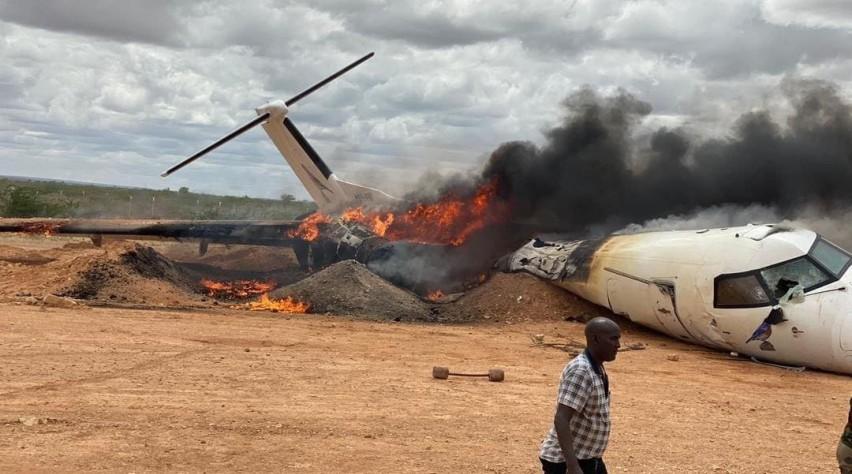 Q400 crash