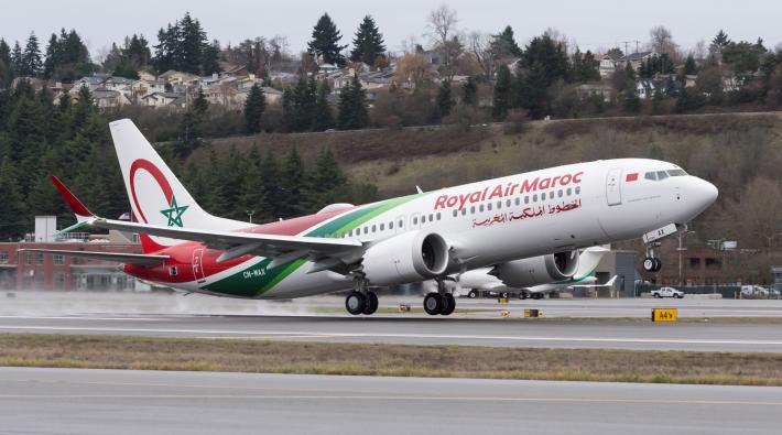 Royal Air Maroc 737 MAX