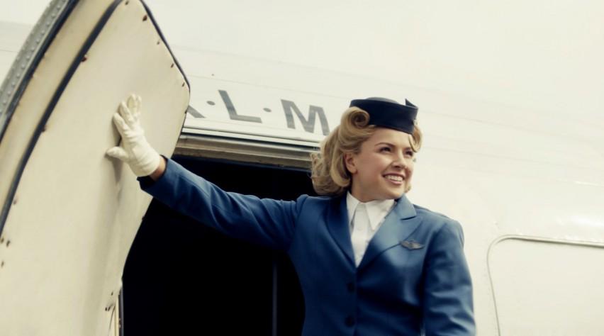 KLM 100 jaar reclame