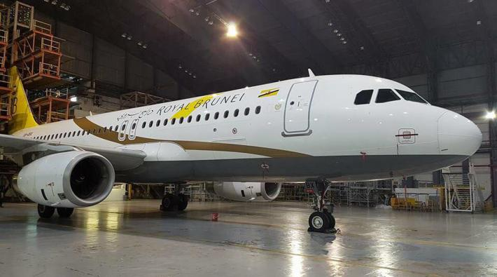 Royal Brunei A320