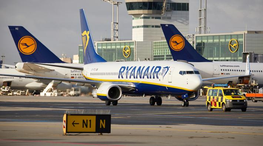 Ryanair Lufthansa
