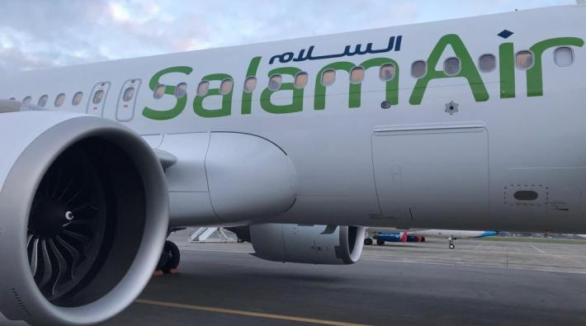 Resultado de imagen para salam air A320neo