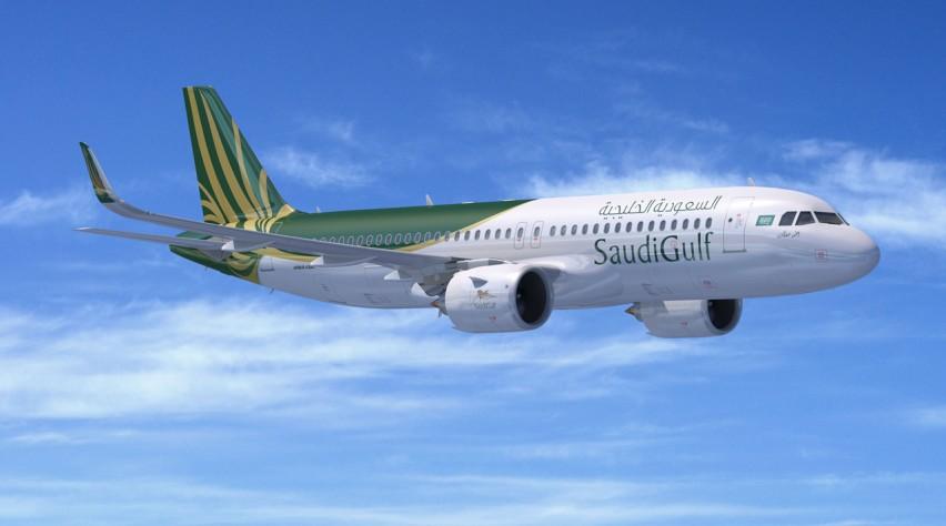 SaudiGulf Airbus A320neo