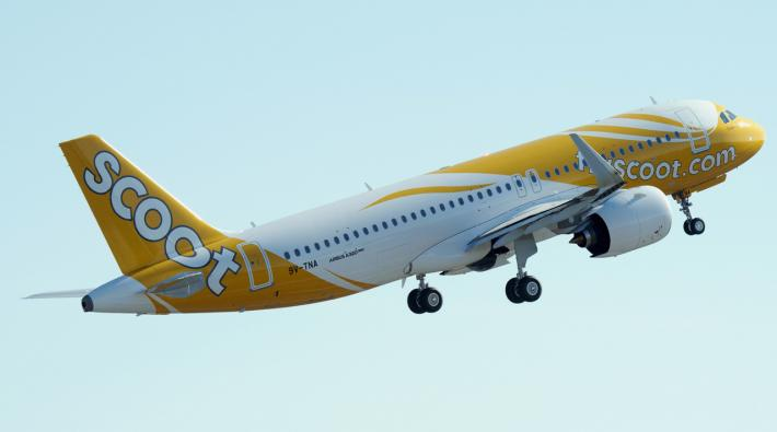 Scoot A320neo