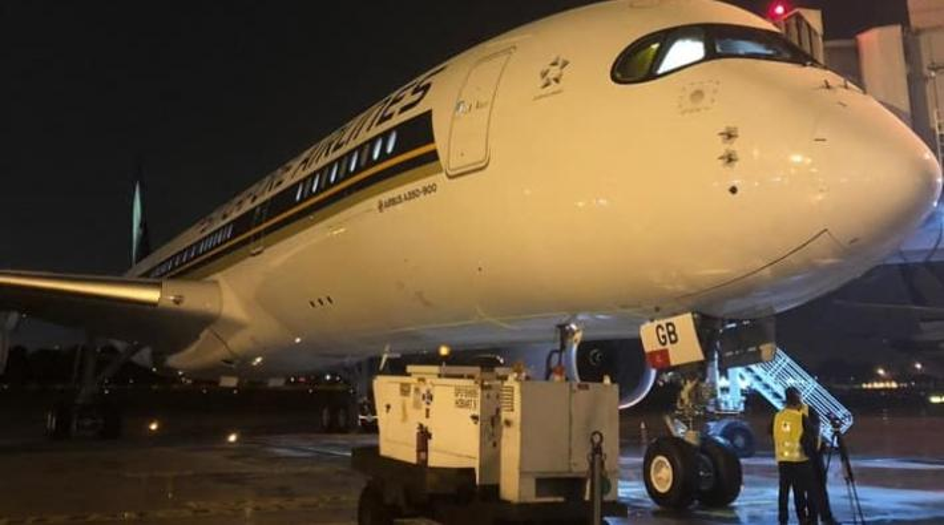 Singapore A350ULR