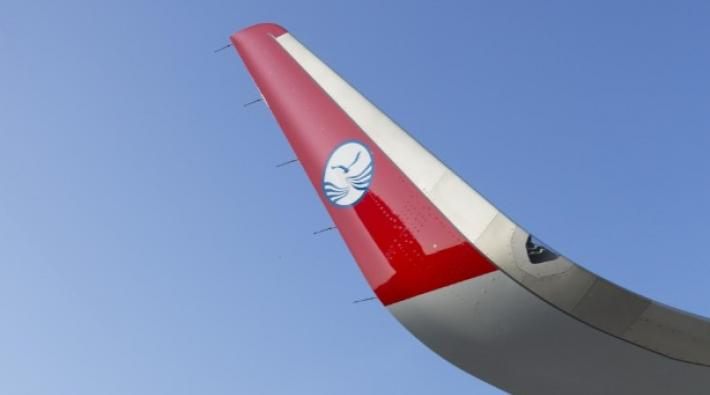 sichuan airlines, sharklet