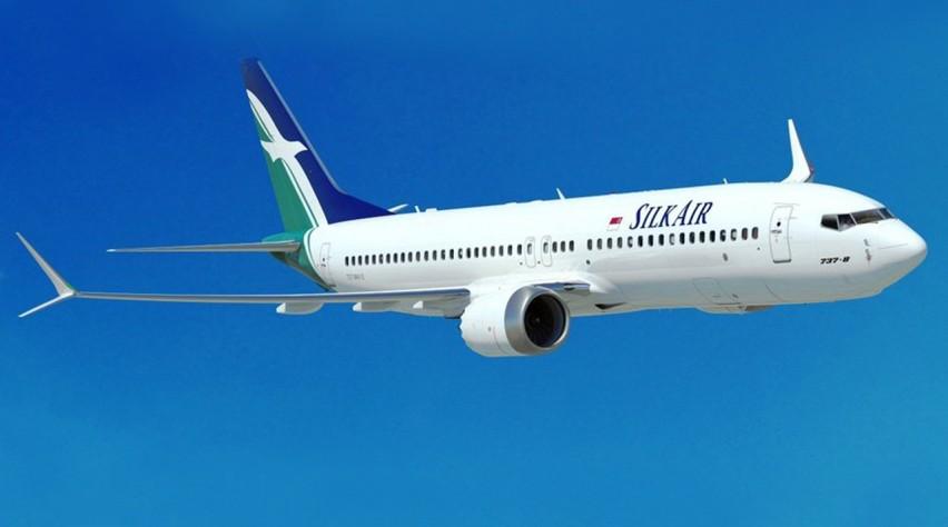 SilkAir 737 MAX